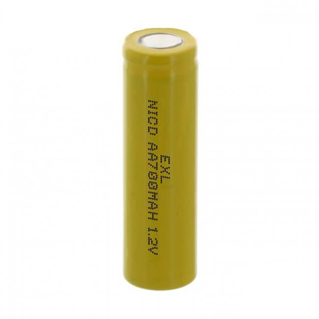 EJD-AA700R High discharge rate 10C nicd 1.2v AA 700mah ni-cd rechargeable battery