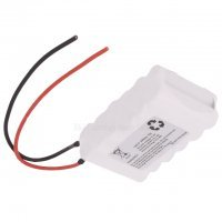 Ni-Cd AA 14.4V 700mAh battery pack