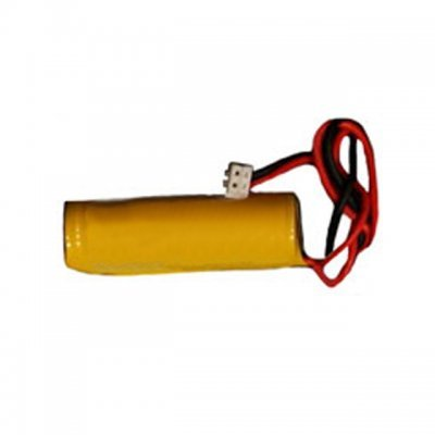 EJD-24AA800D High Temperature 2.4V 800mAh rechargeable Ni-CD battery pack for Emergency Light 2