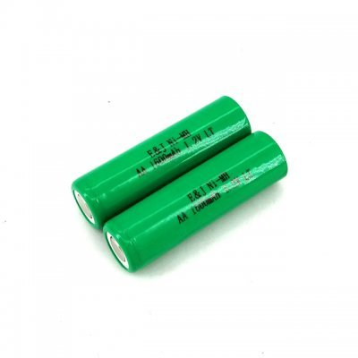 -40 degree Low temperature NiMH AA 1600mAh battery cell