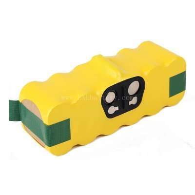 14.4v 4000mAh 4300mAh NIMH Vacuum Cleaner Battery for iRobot Roomba 500 560 530 510 562 3